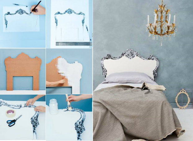 DIY your dream headboard 9