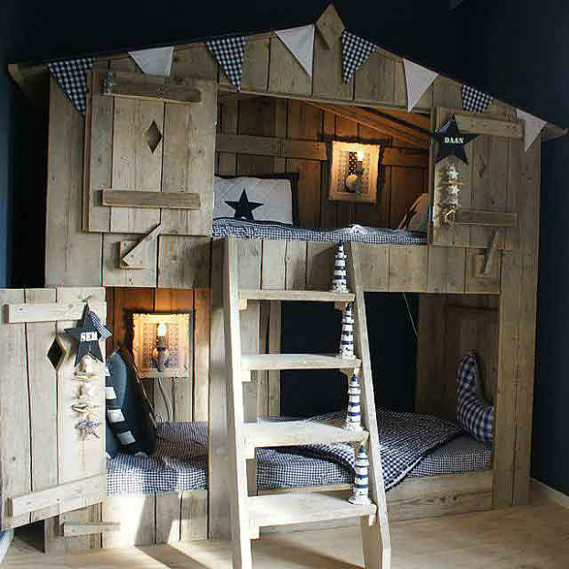 10 Fabulous Boys House Beds Decoholic
