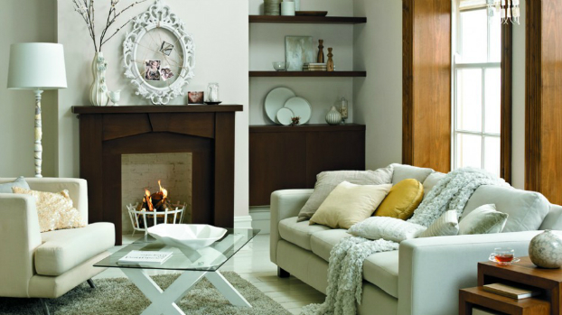 Fireplace Color Ideas 5
