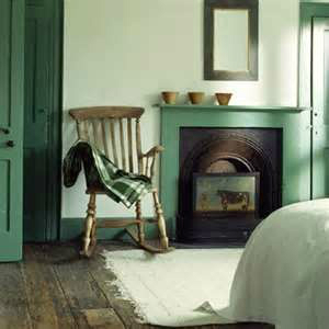 mood green Fireplace Color Ideas