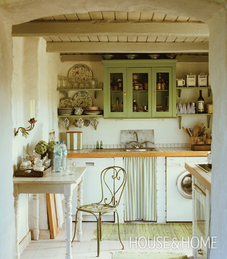 20 Ways To Create A French Country Kitchen: 20 Country Kitchens With Character