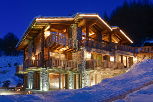 luxury Chalet With Warm and Cosy Ambience 133