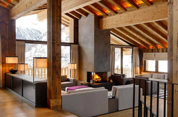 luxury Chalet With Warm and Cosy Ambience 17