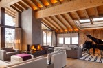luxury Chalet With Warm and Cosy Ambience 2
