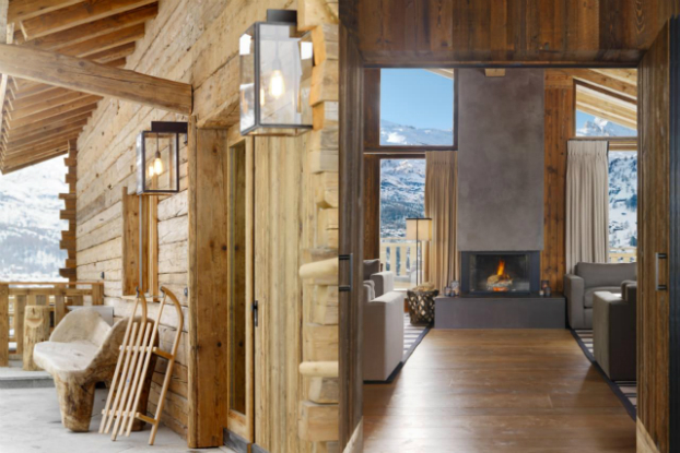 luxury Chalet With Warm and Cosy Ambience 3