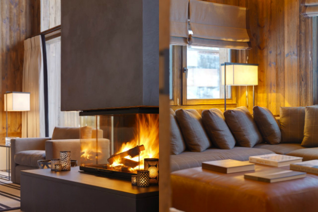 luxury Chalet With Warm and Cosy Ambience 4