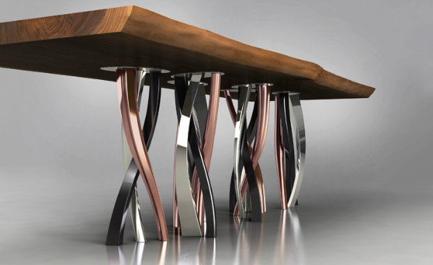 Il Pezzo 8 Dining Table 4
