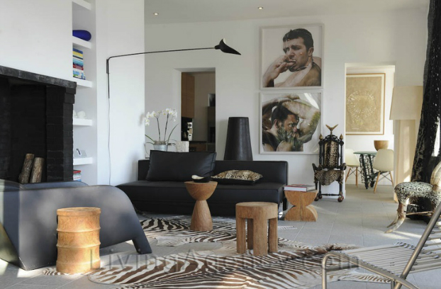 30 living room ideas for men decoholic for Mens home decor