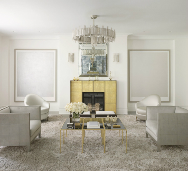 Interiors Park Avenue Duplex By Mr Architecture By Melina Divani