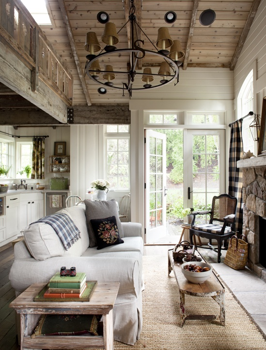 Cozy Living Room Decorating Ideas 20