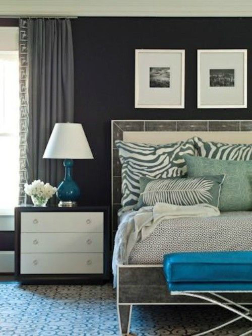 Dramatic Bedroom Ideas 11