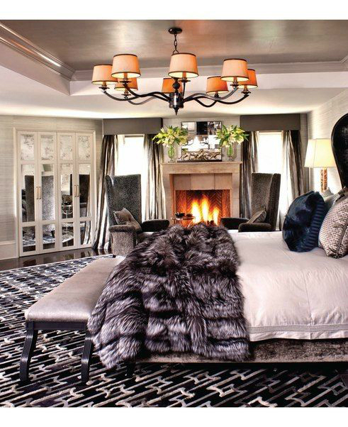 Dramatic Bedroom Ideas 15