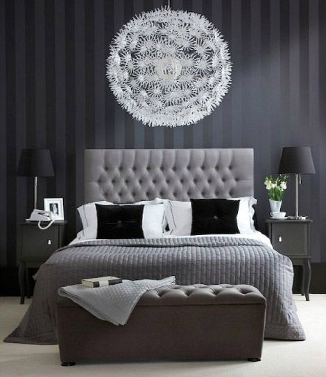 Dramatic Bedroom Ideas 18