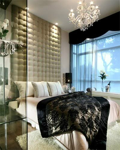 Dramatic Bedroom Ideas 24