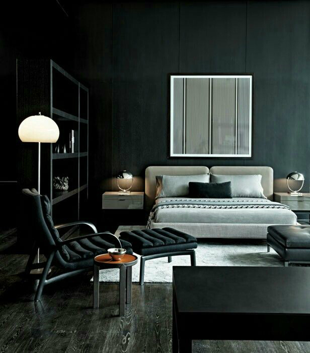 Dramatic Bedroom Ideas 29