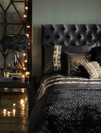 Dramatic Bedroom Ideas 3