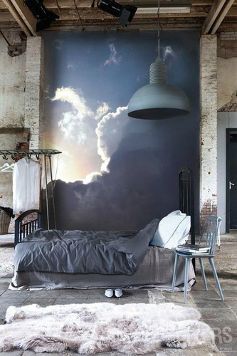 Dramatic Bedroom Ideas 9