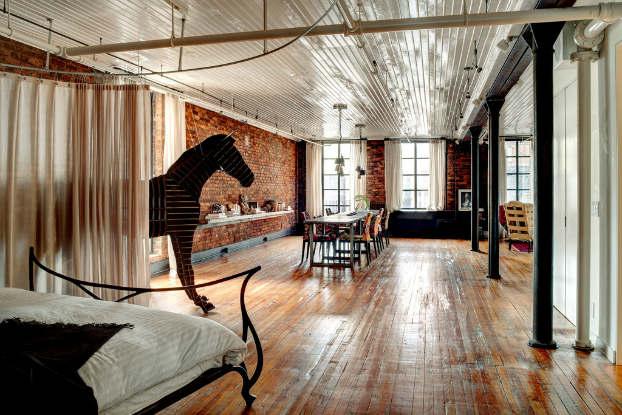 industrial loft restoration interior design 3