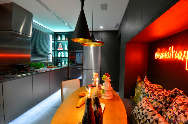 The Live - in kitchen by Lisiane Scardoelli 7