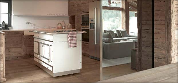 contemporary rustic chalet interior design  4