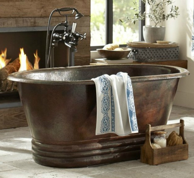 7 Rustic Bathroom Inspired Designs Bath Pro Of Central Florida