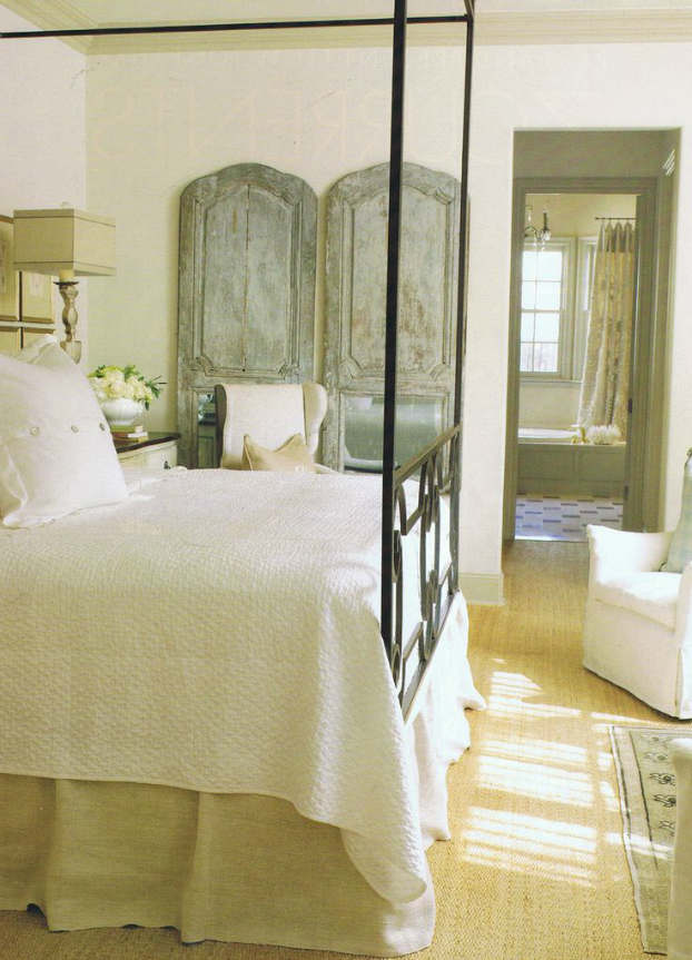 rustic bedroom decorating idea 12