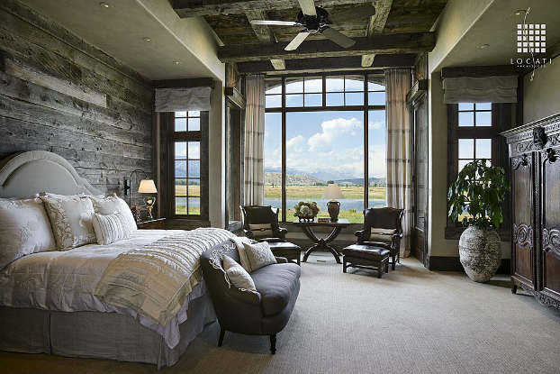rustic bedroom decorating idea 27