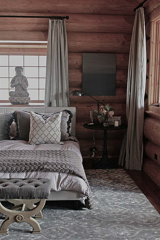 Rustic Bedroom Design Endearing Design Decoration