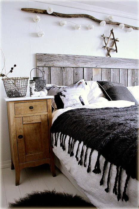 rustic bedroom decorating idea 4