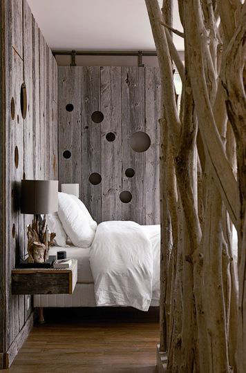 rustic bedroom decorating idea 49
