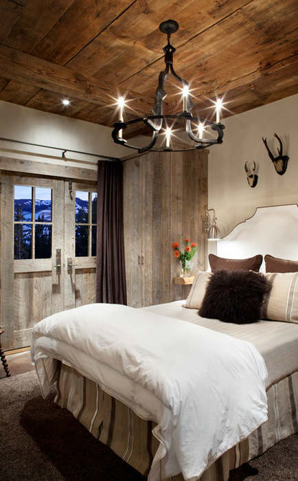 rustic bedroom decorating idea 6