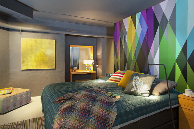 urban fresh colorful interior design 5