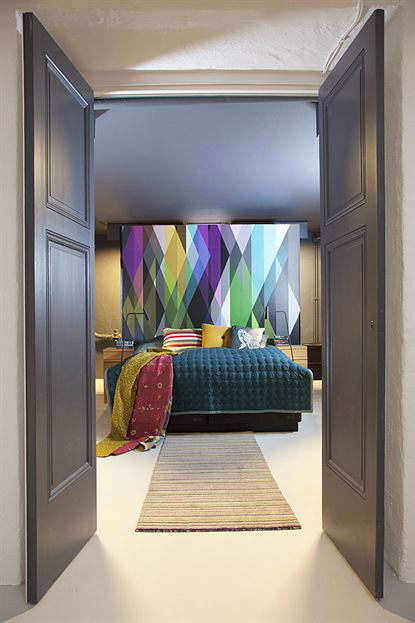 urban fresh colorful interior design 8