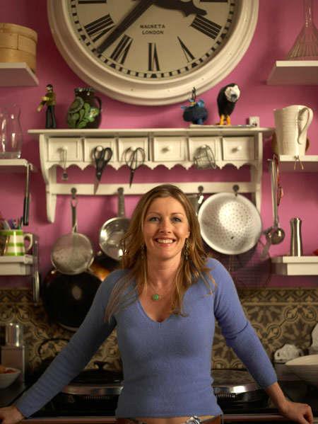 Stylish Kitchen With Open Shelving 44
