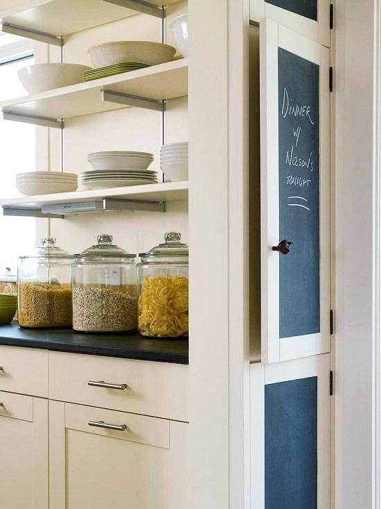 Stylish Kitchen With Open Shelving 5