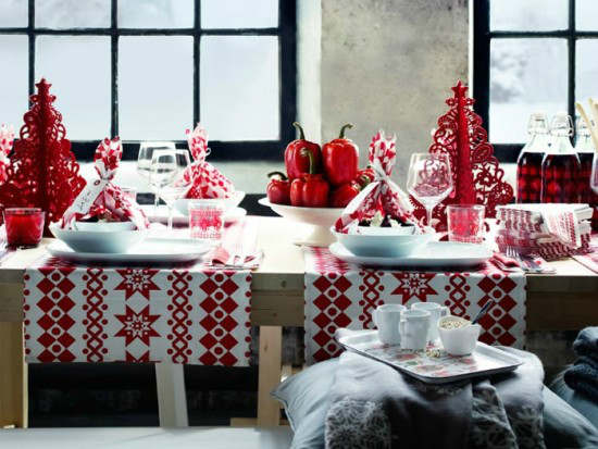 Christmas Table Decoration Ideas 101