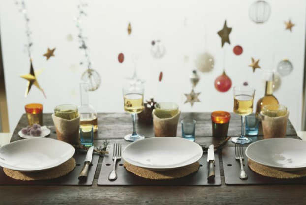 Christmas Table Decoration Ideas 13