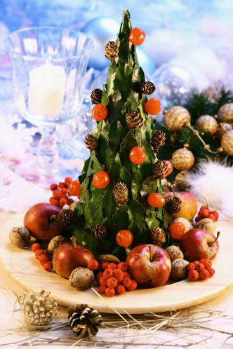 Christmas Table Decoration Ideas 14