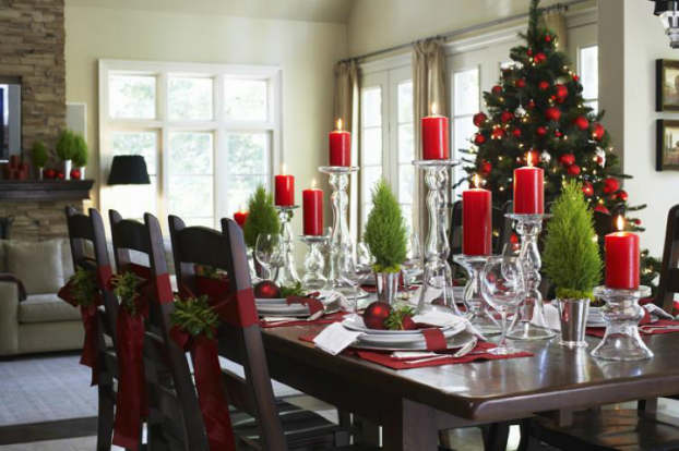 Christmas Table Decoration Ideas 2
