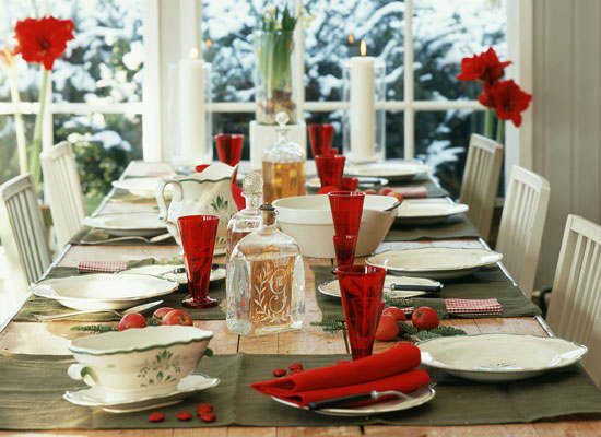 Christmas Table Decoration Ideas 20