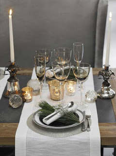 Christmas Table Decoration Ideas 27