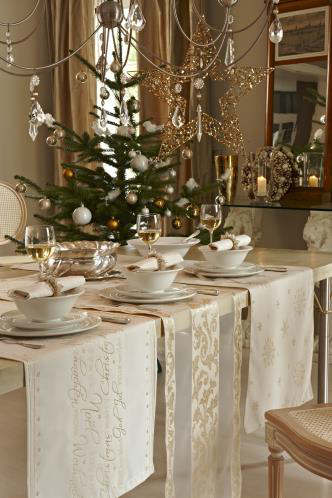 Christmas Table Decoration Ideas 3