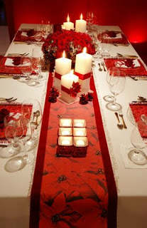 Christmas Table Decoration Ideas 32