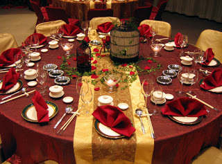 Christmas Table Decoration Ideas 33