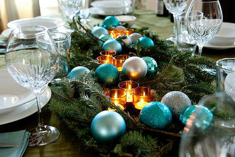 Christmas Table Decoration Ideas 36