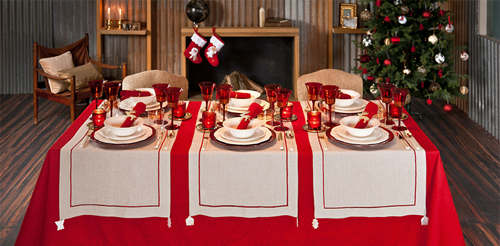 Christmas Table Decoration Ideas 39