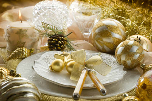 Christmas Table Decoration Ideas 45