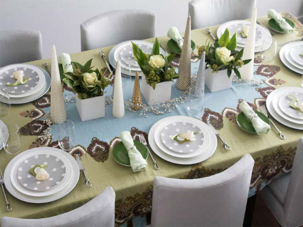 Christmas Table Decoration Ideas 50
