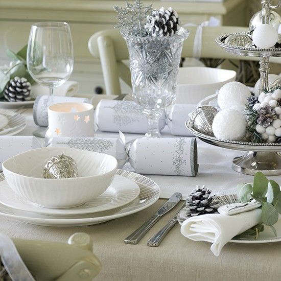 Christmas Table Decoration Ideas 21