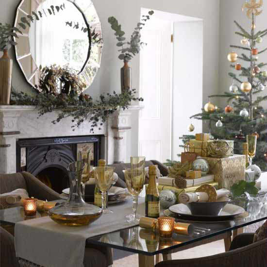 Christmas Table Decoration Ideas 38